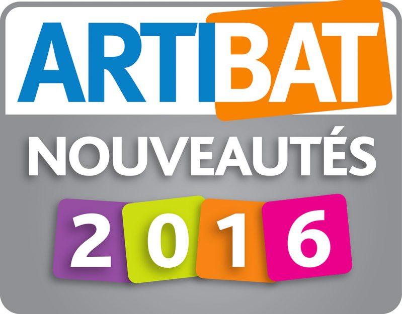 Label Nouveauté 2016 pour ELEZIO à ARTIBAT